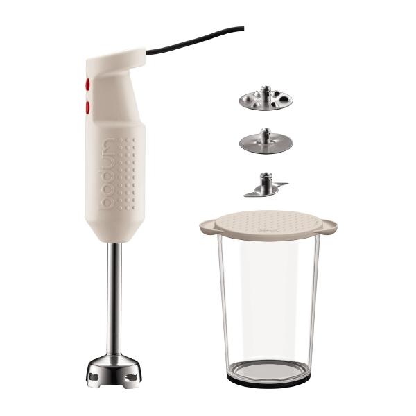 BISTRO SET: Set pied mixeur électrique, avec accessoires