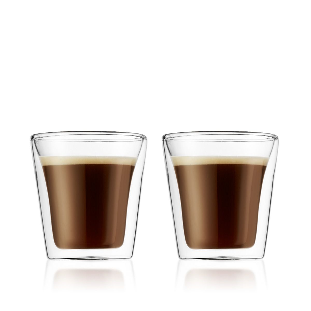 Double Wall Glass - Bodum CANTEEN