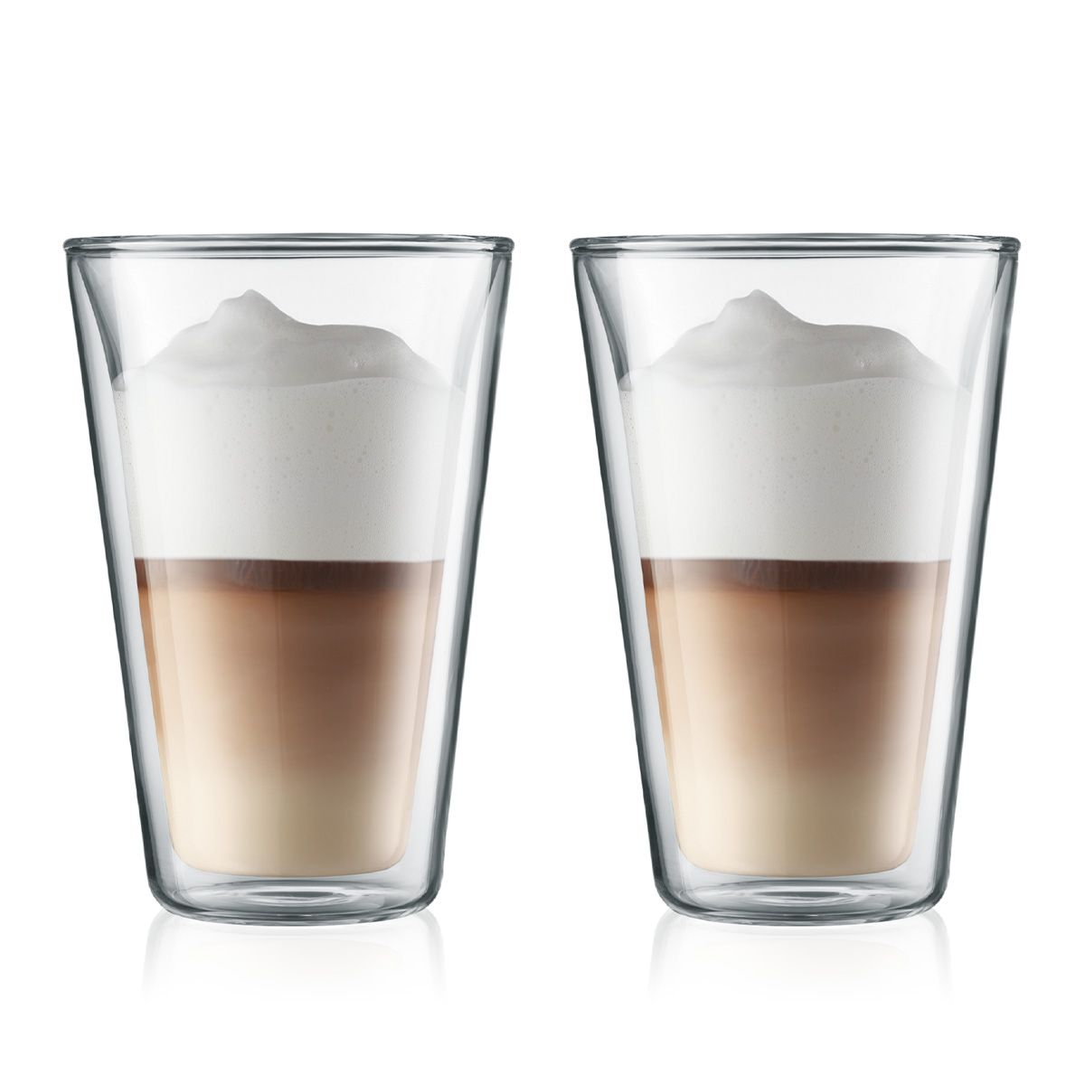 Double Wall Glasses - Bodum CANTEEN