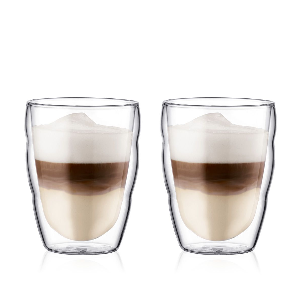 double wall glasses bodum