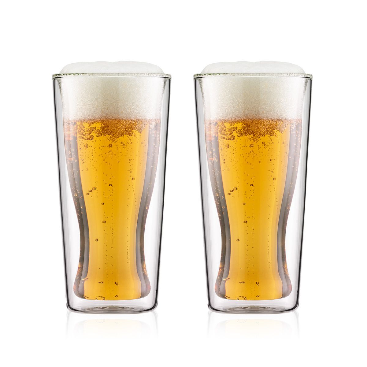 beer glasses Bodum