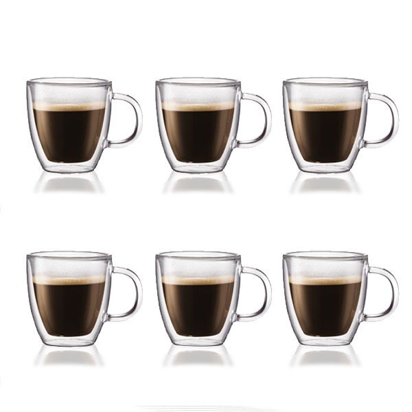 Espresso Cup BISTRO Bodum - 6 Pieces Set