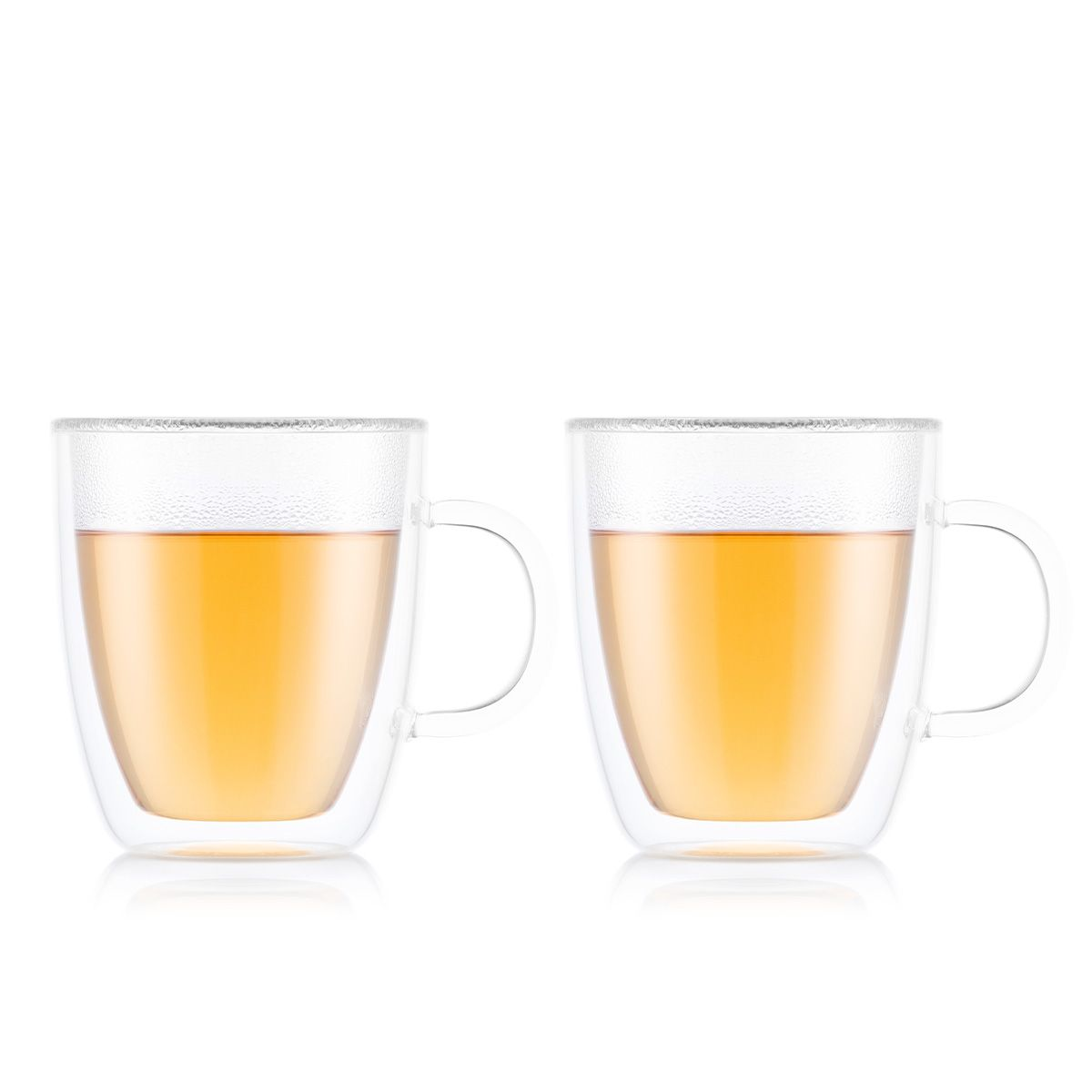Double Wall Glass Mug BISTRO Bodum - 2 pieces set