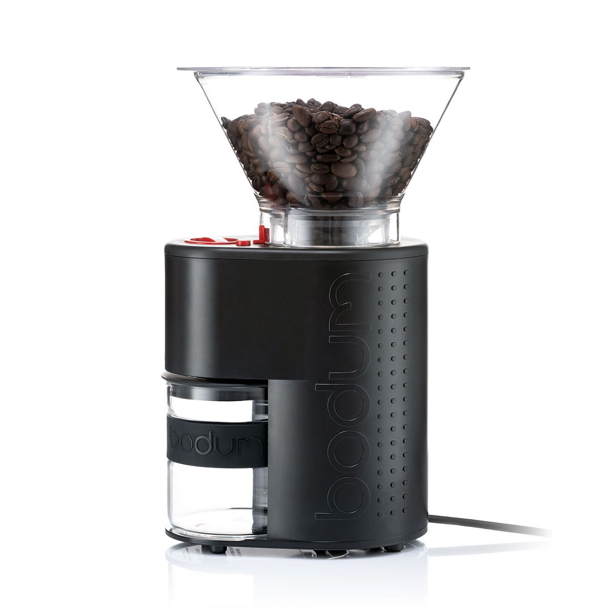 Electric Burr Grinder BISTRO Bodum - Black