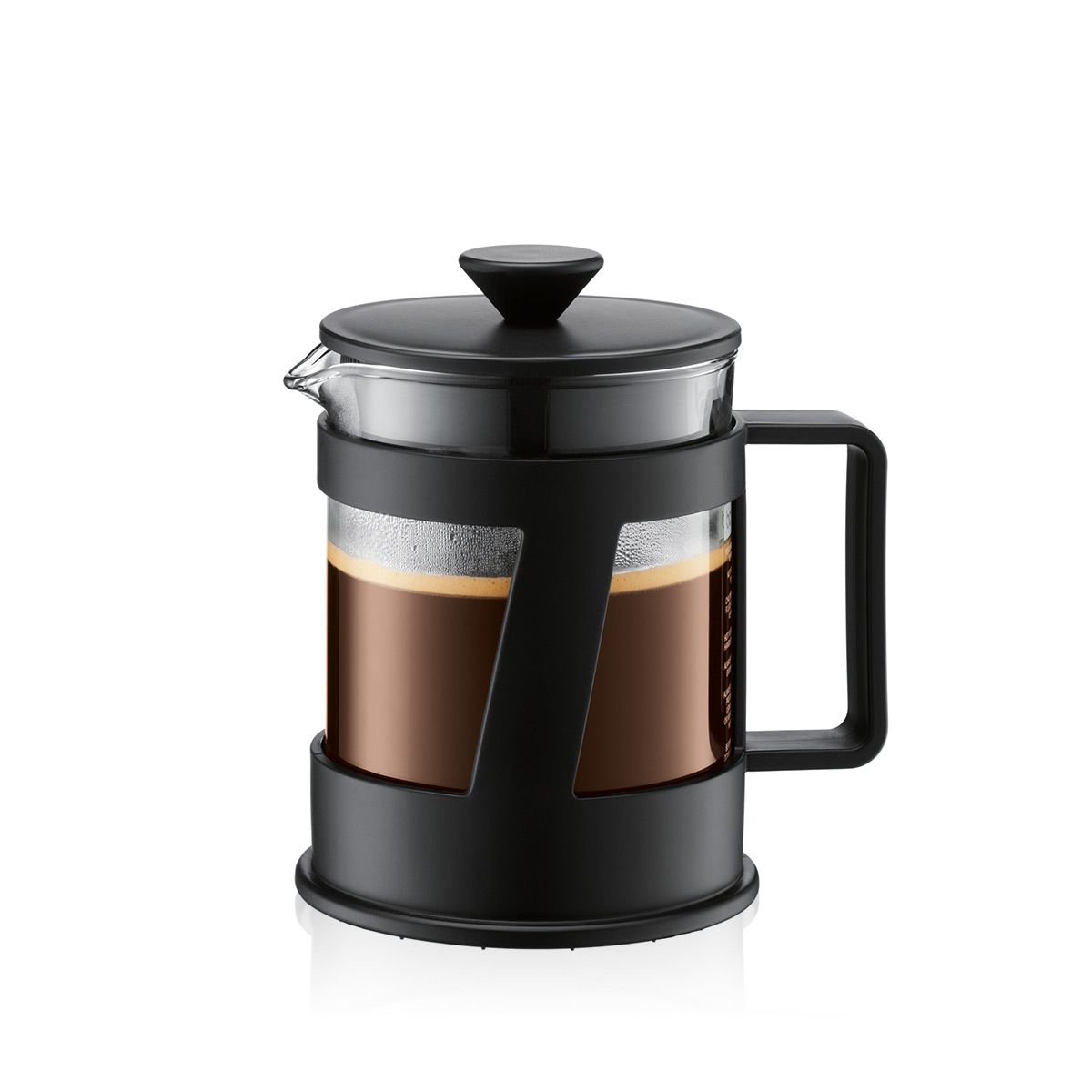 French Press Coffee Maker CREMA Bodum