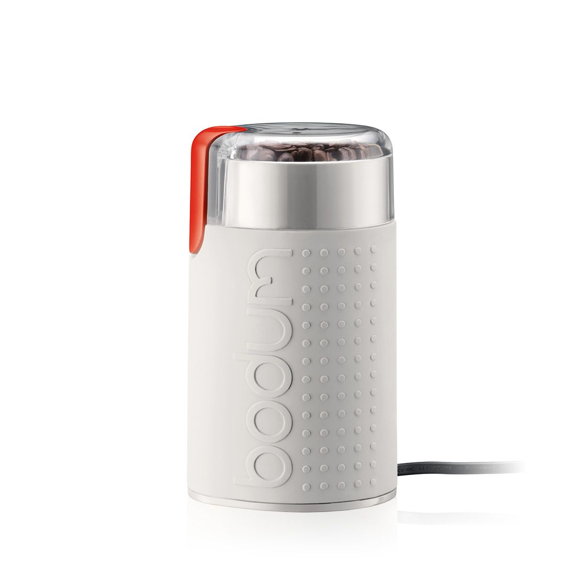 Electric Coffee Grinder BISTRO - White | BODUM