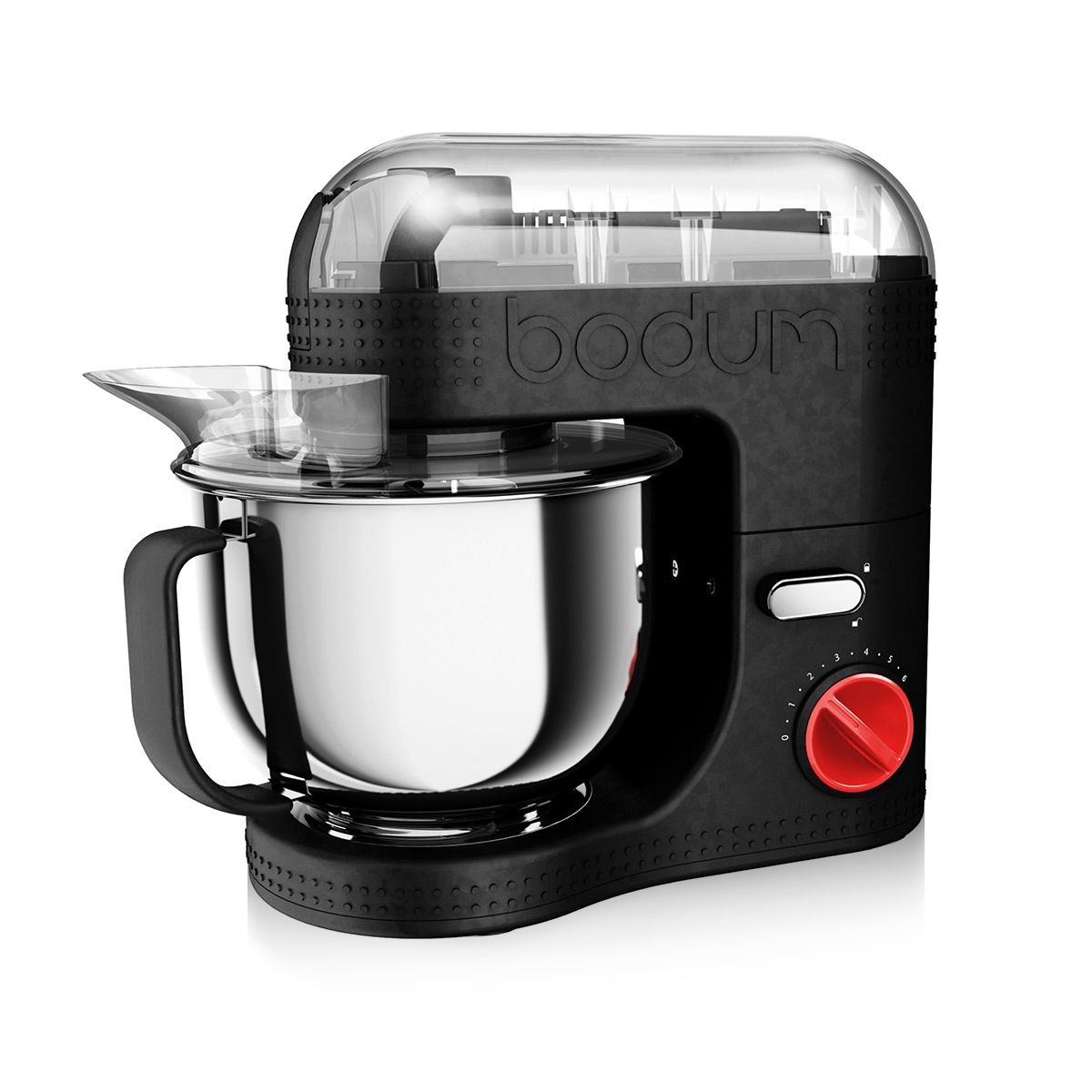 Food Mixer BISTRO Black - Kitchen Appliances | BODUM