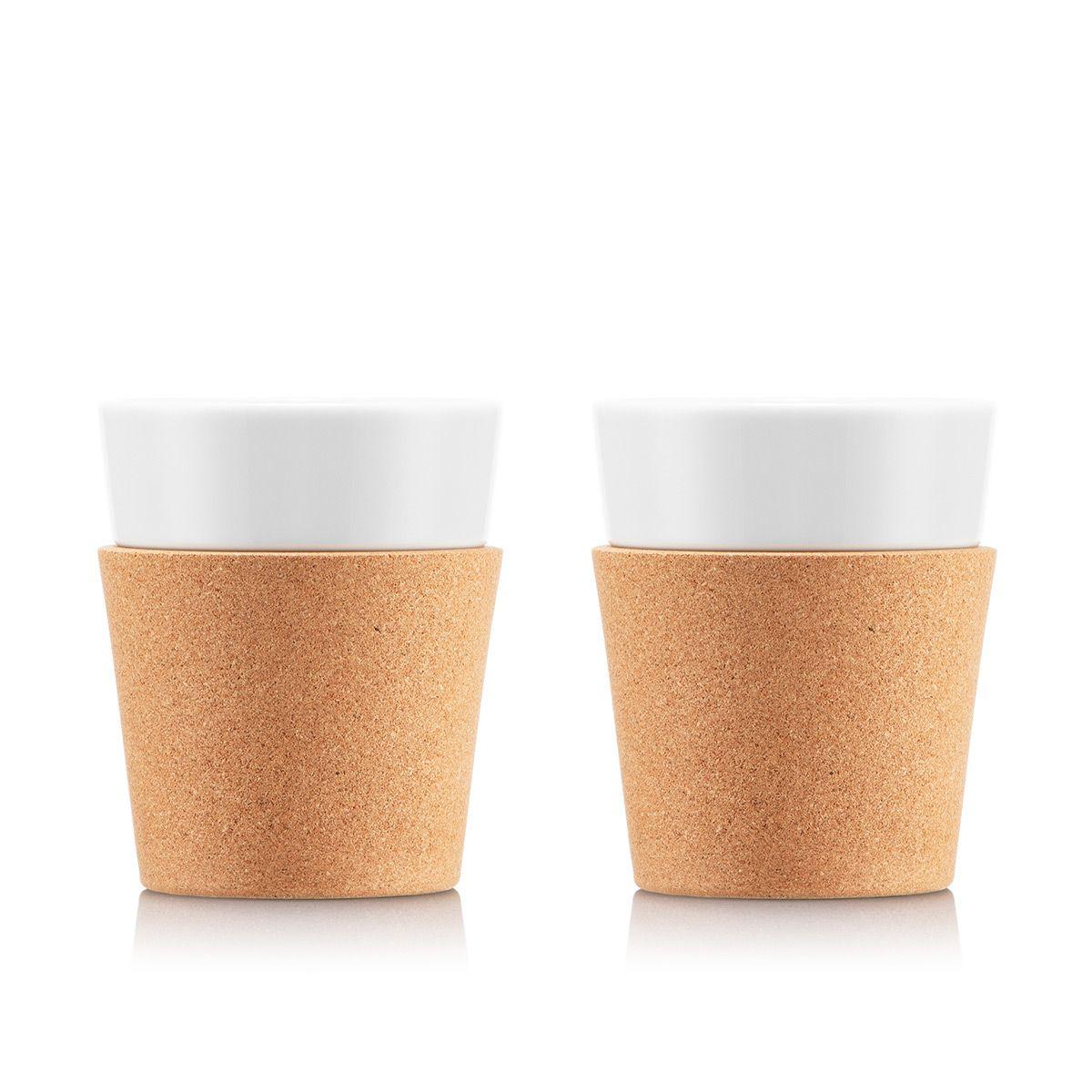 porcelain cup Bodum