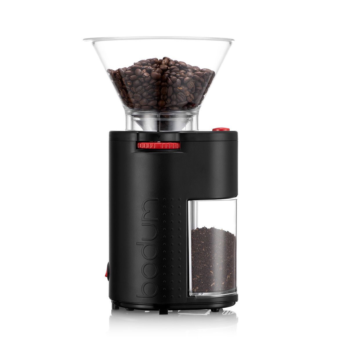 BODUM Burr Coffee Grinder BISTRO - Black