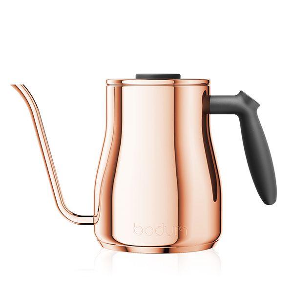 gooseneck kettle Bodum