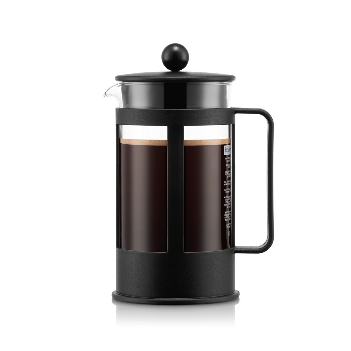 French Press Coffee Maker KENYA Bodum