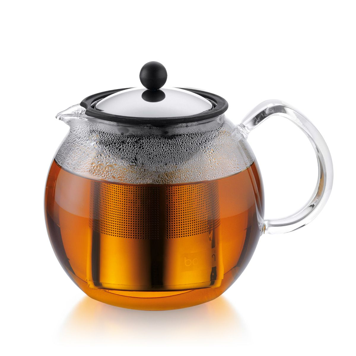 Teapot with Infuser Stainless Steel ASSAM 1.5 L