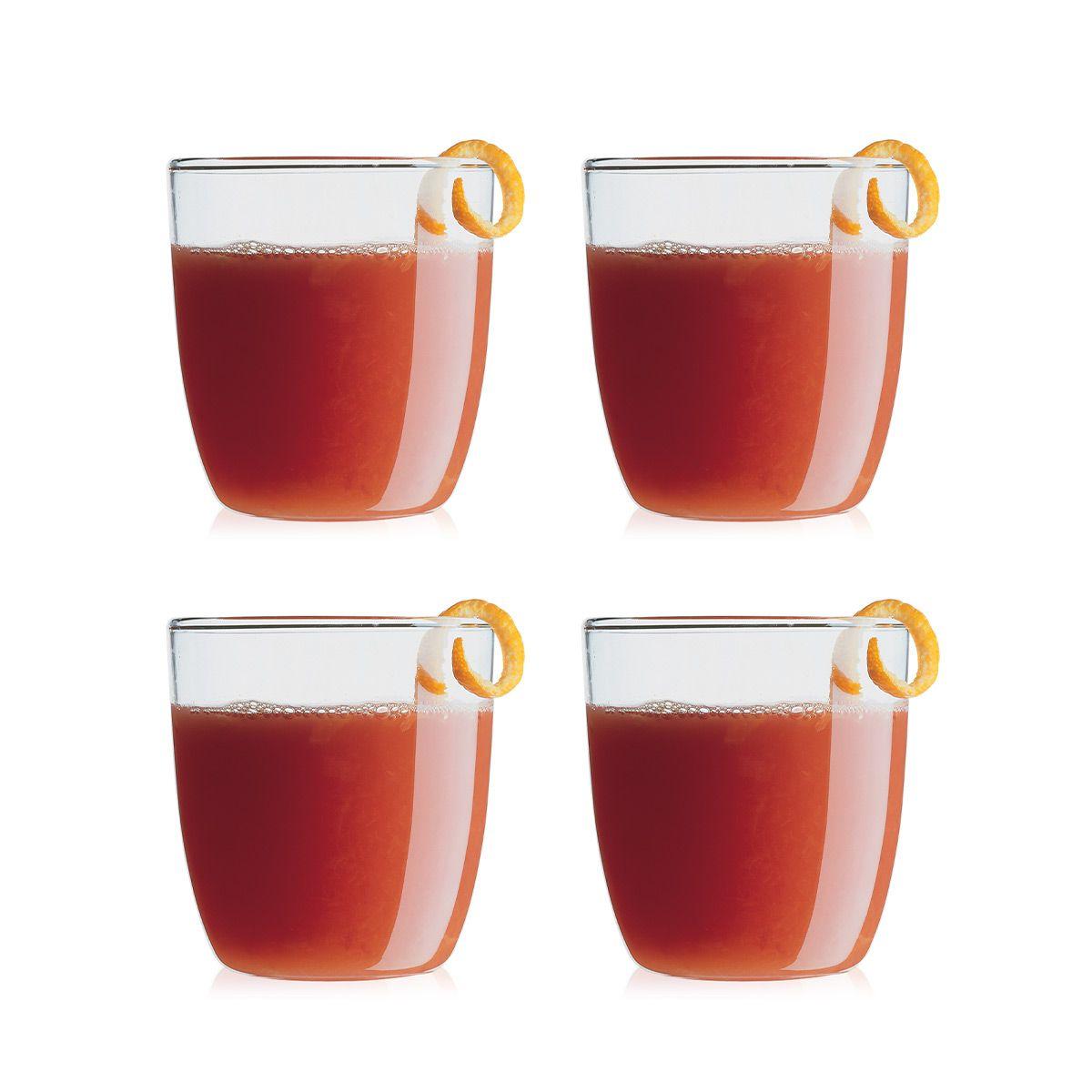 Juice Glass KVADRANT Bodum