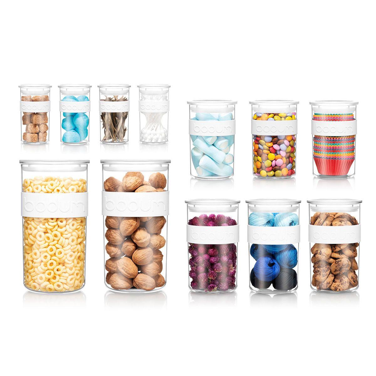 Storage Jar Set PRESSO Bodum