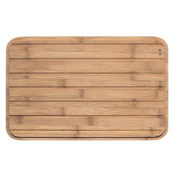bamboo lid for bread box Bodum