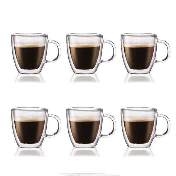 Espresso Cup BISTRO Bodum - 6 Pieces Set