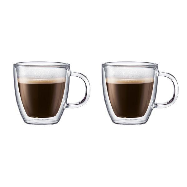 Espresso Cup BISTRO - 2 Pieces Set 0.3 L