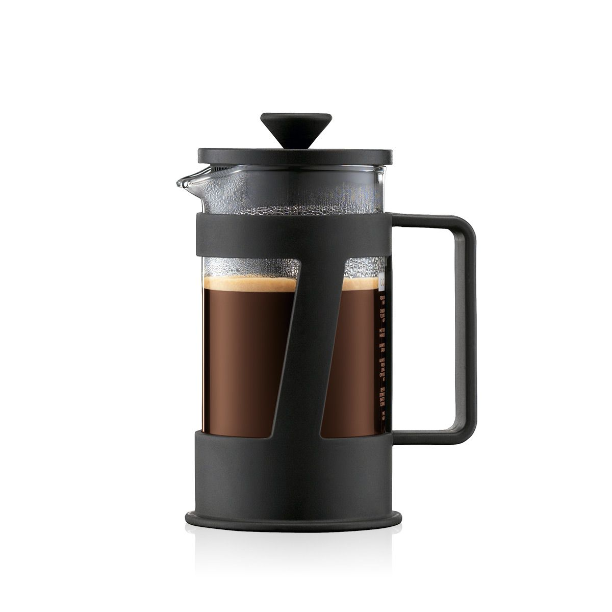 French Press Coffee Maker CREMA Bodum