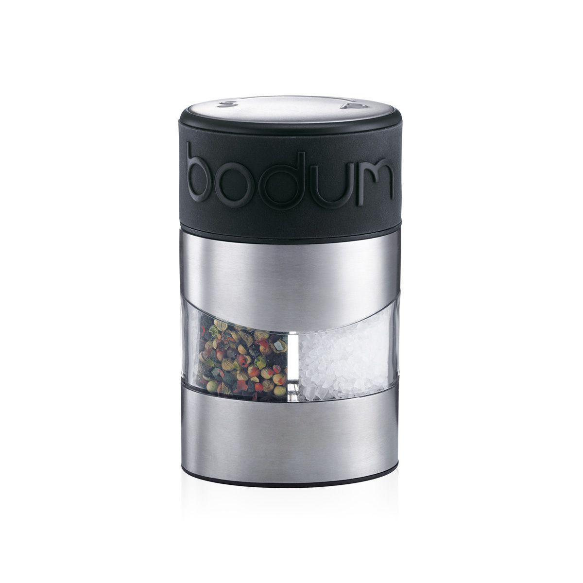 salt and pepper Bodum