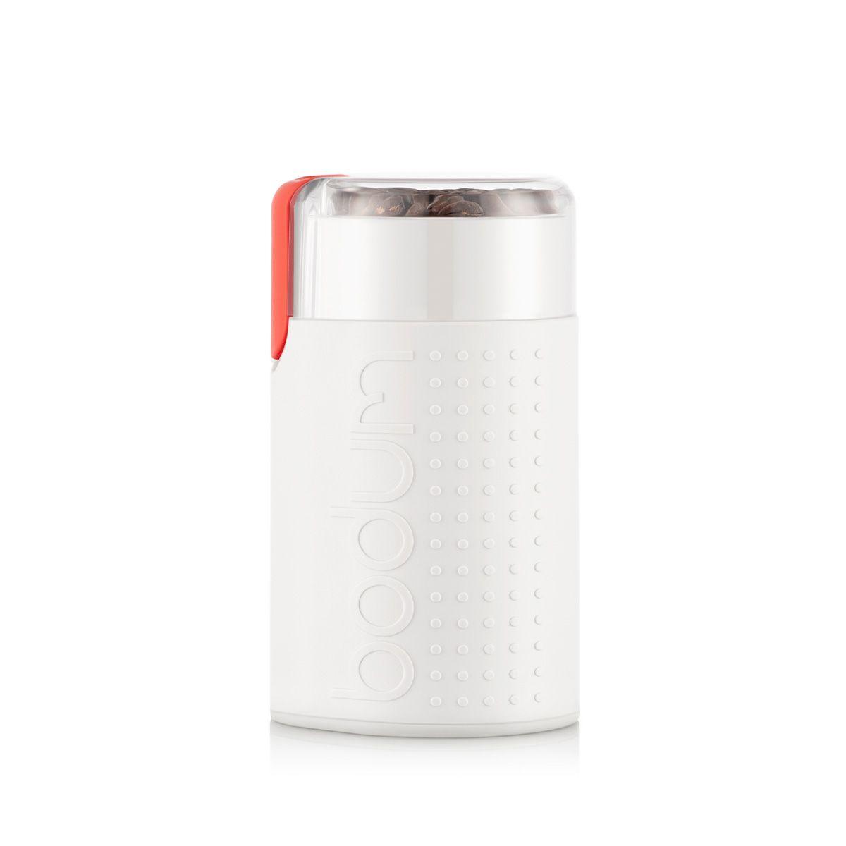 Electric Coffee Grinder BISTRO - White | BODUM