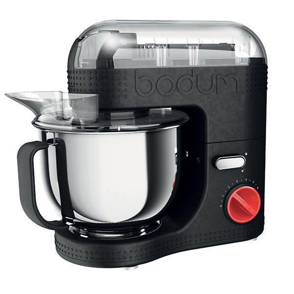 Food Mixer BISTRO Black - Kitchen Appliances | BODUM