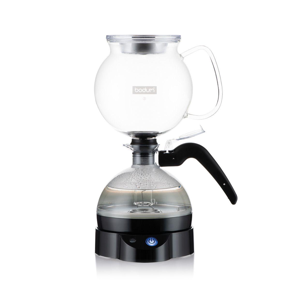 vacuum coffee maker Bodum