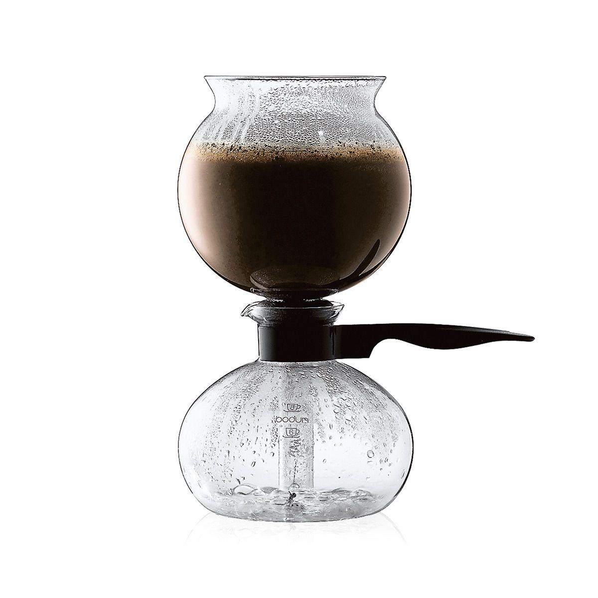 Vacuum Coffee Maker PEBO Bodum