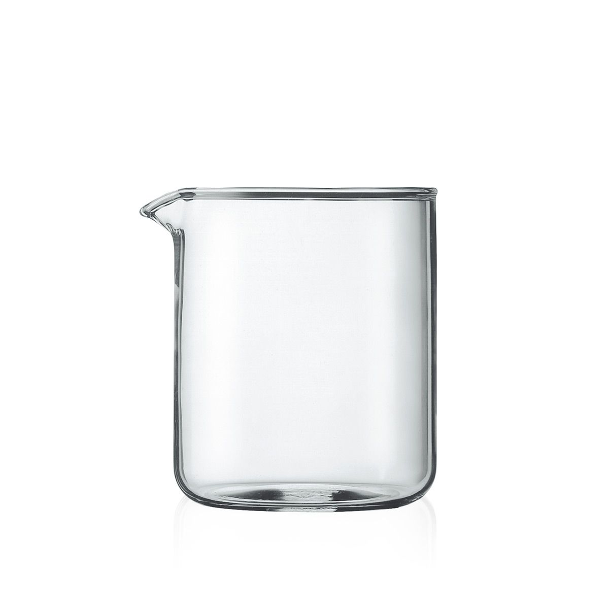 Cafetiere Replacement Glass Bodum