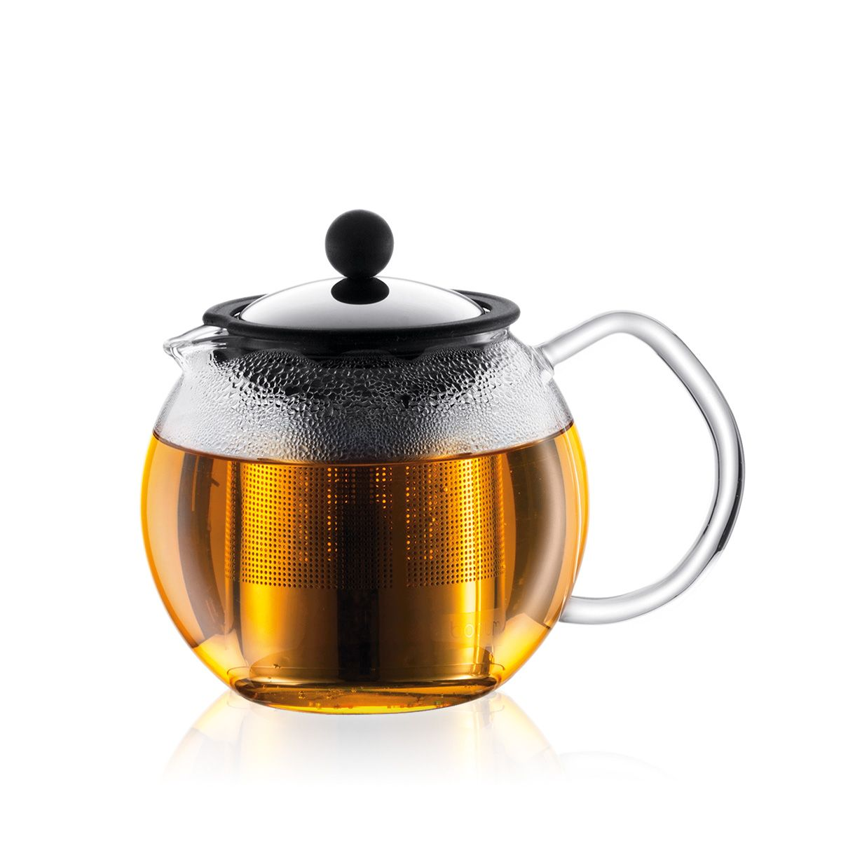 teapot with infuser Bodum