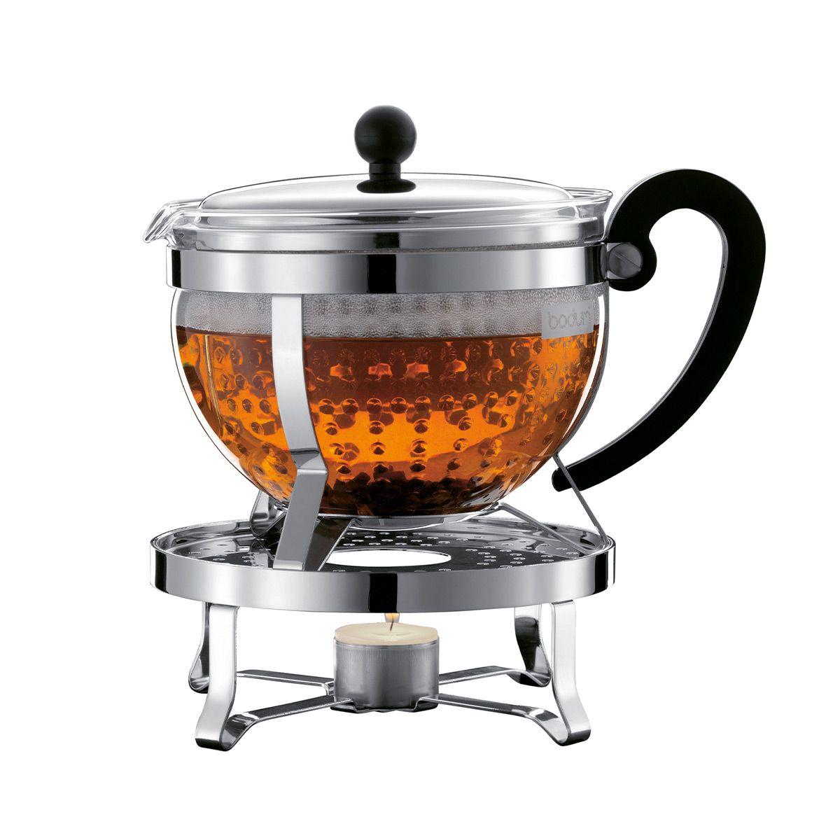 teapress with heat Bodum