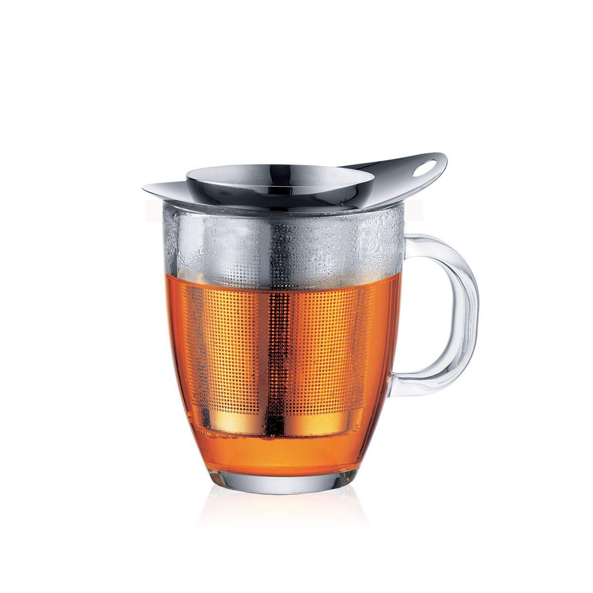 tea mug with infuser - Bodum