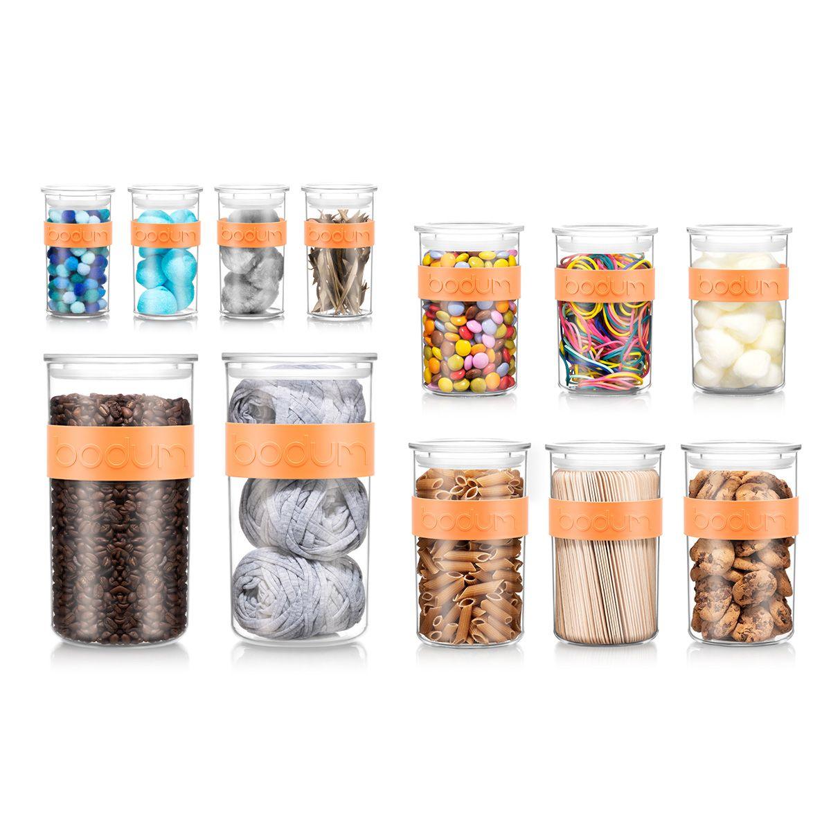 storage jars Bodum