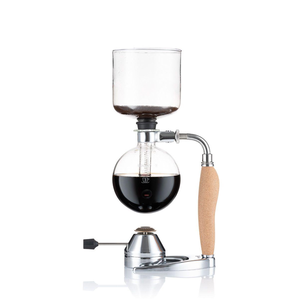 Vacuum Coffee Maker and Gas Burner MOCCA Bodum
