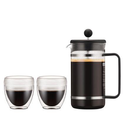 French Press Coffee Maker Pavina Outdoor BISTRO Bodum