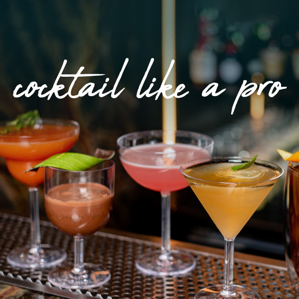Cocktail Like a Pro
