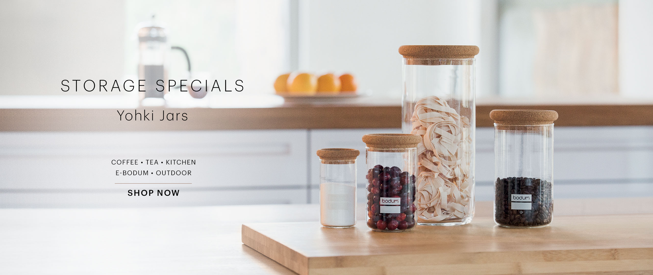 BUS - Storage Jars