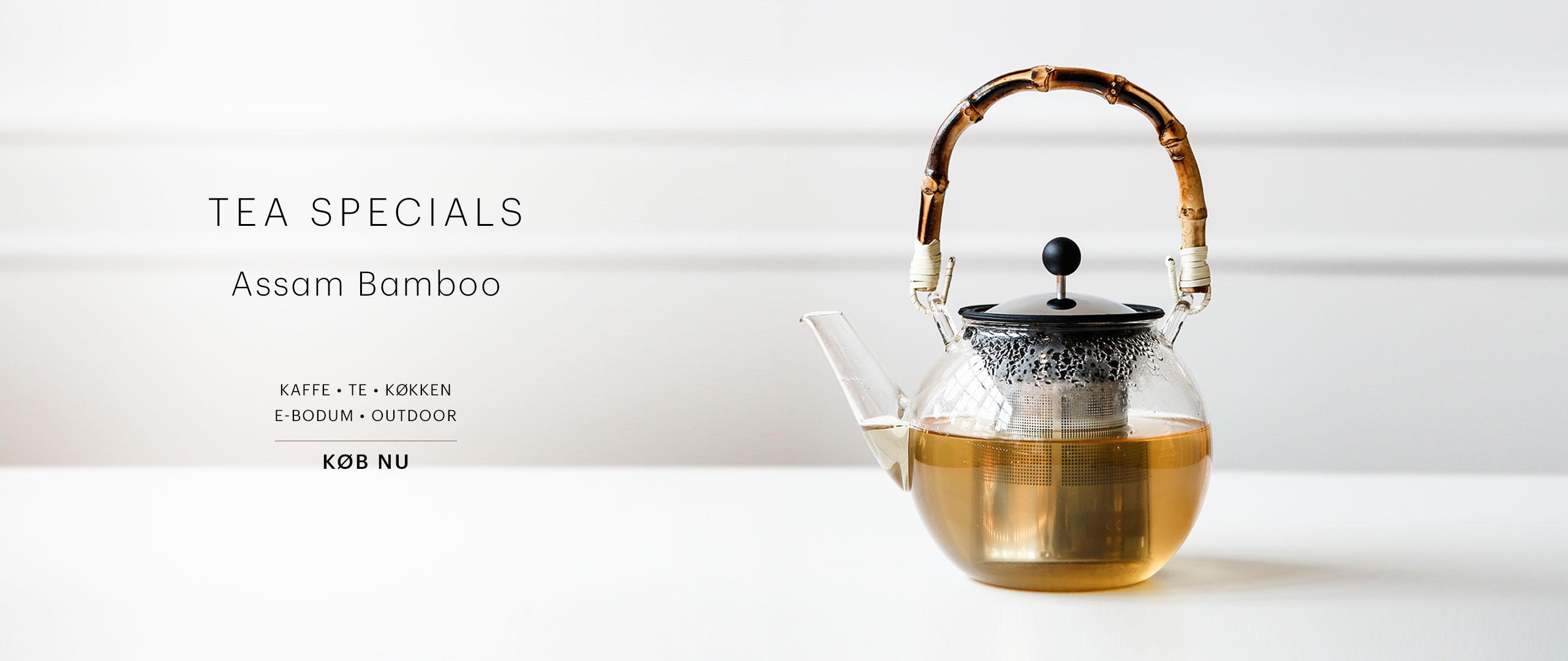 BEU - [DK]  - Tea Specials