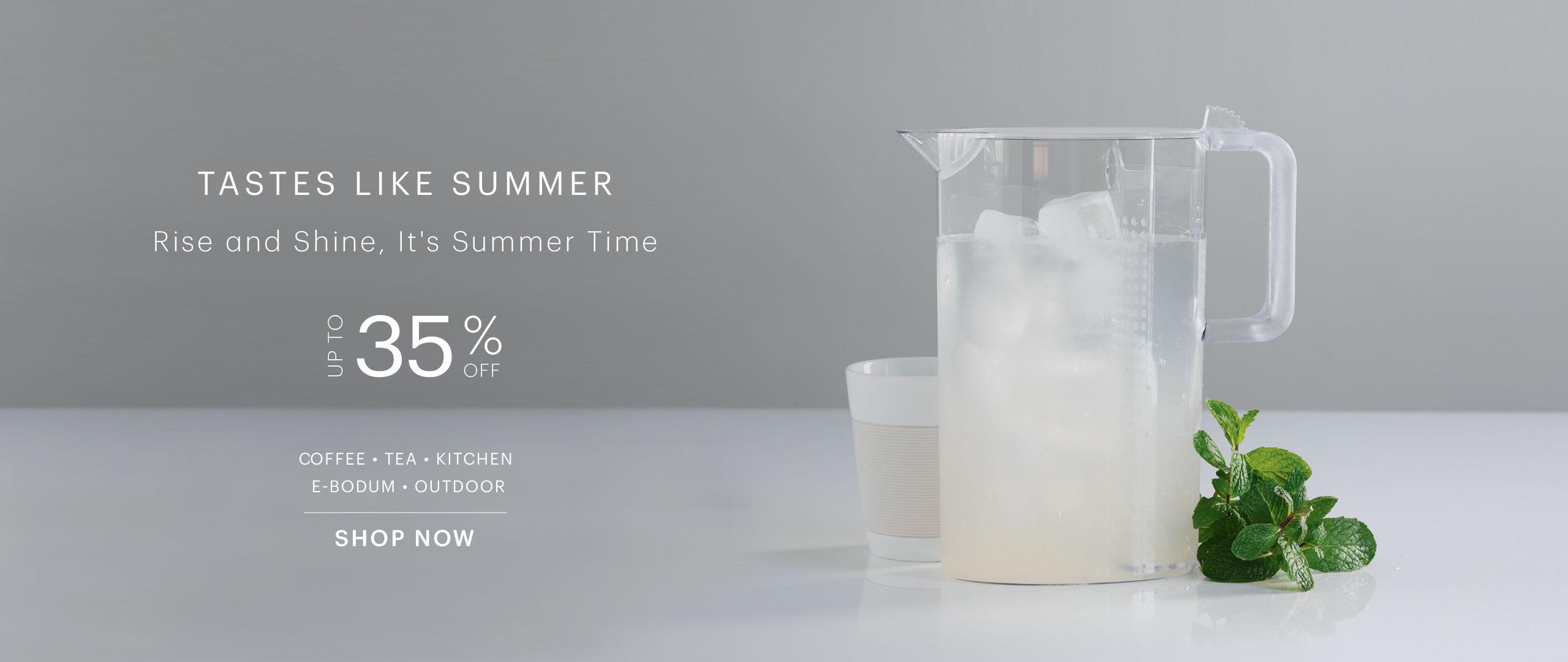 BEU [EN] - Tastes Like Summer 2