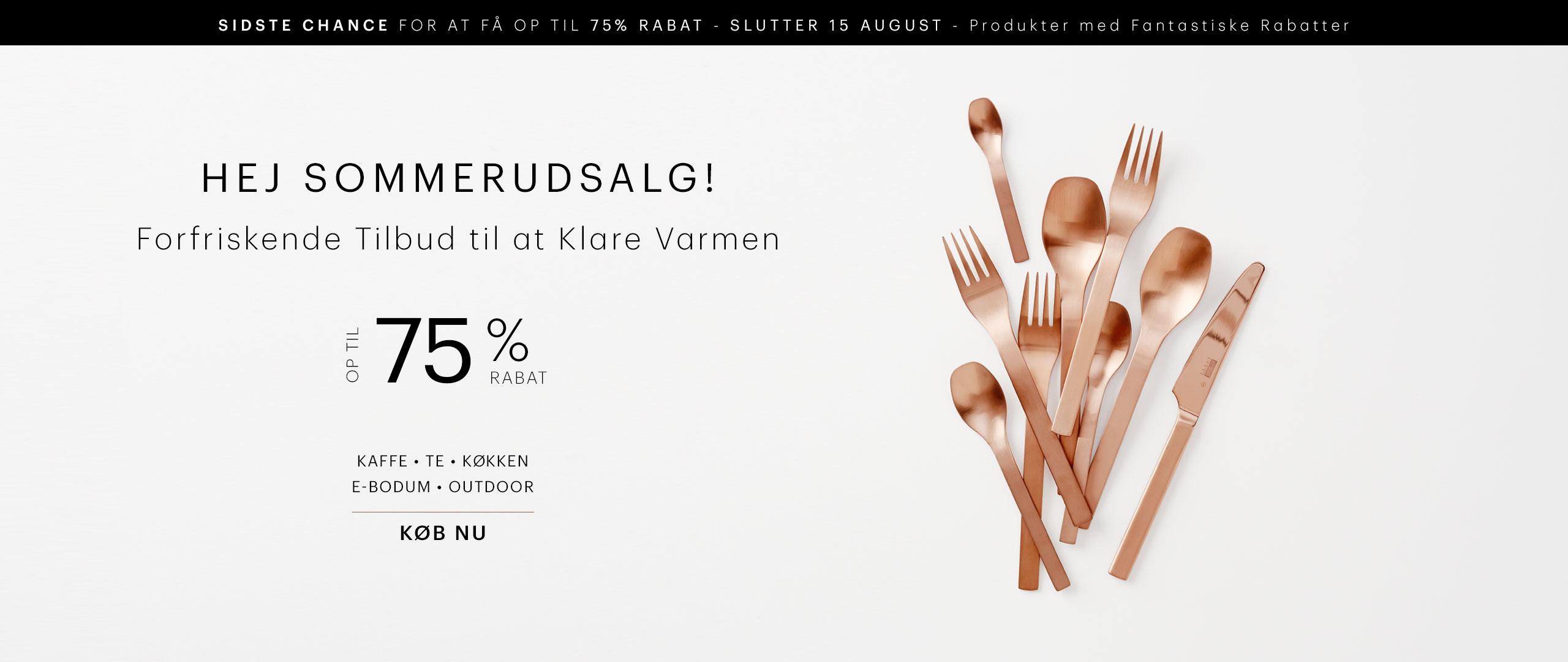 BEU [DK] - Summer Sales Last Days