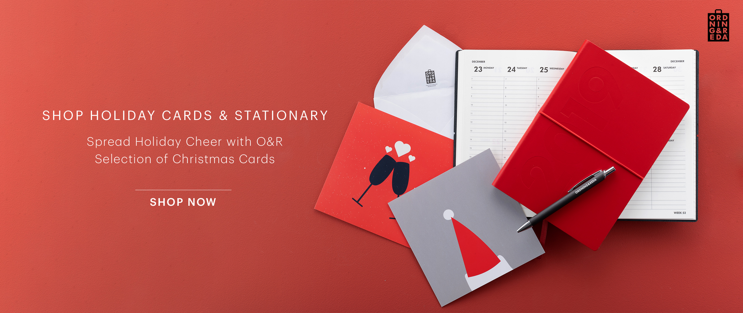 [OR] - BEU - [EN] - Holiday Stationary