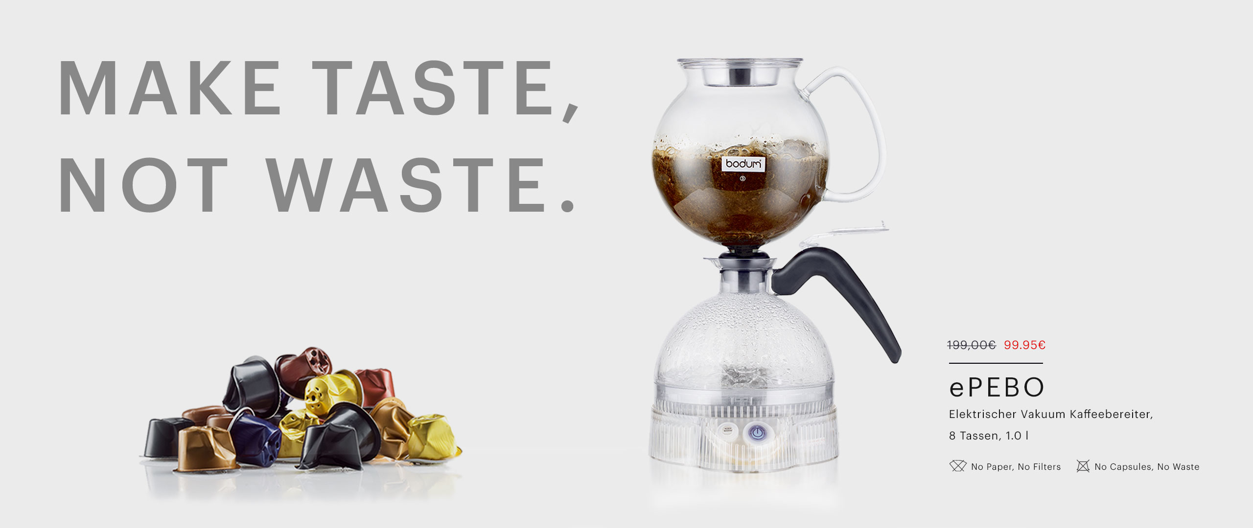 BEU [DE] - Make Taste Not Waste ePEBO