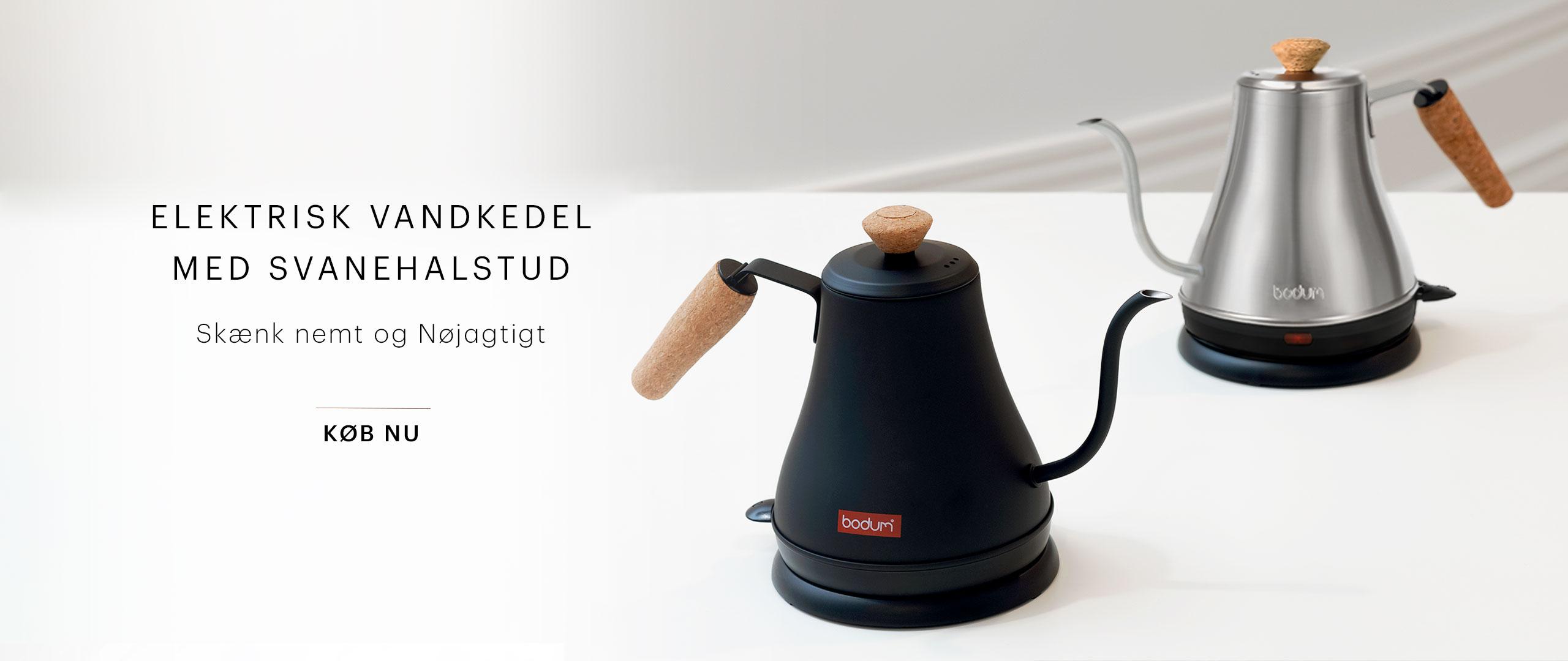 BEU [DK] - Gooseneck
