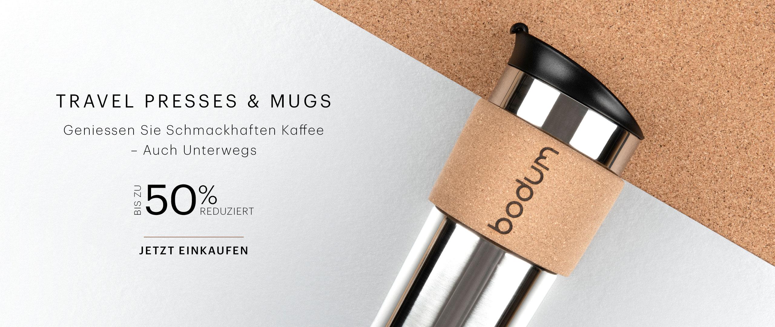 BEU [DE] - Travel Press & Mug