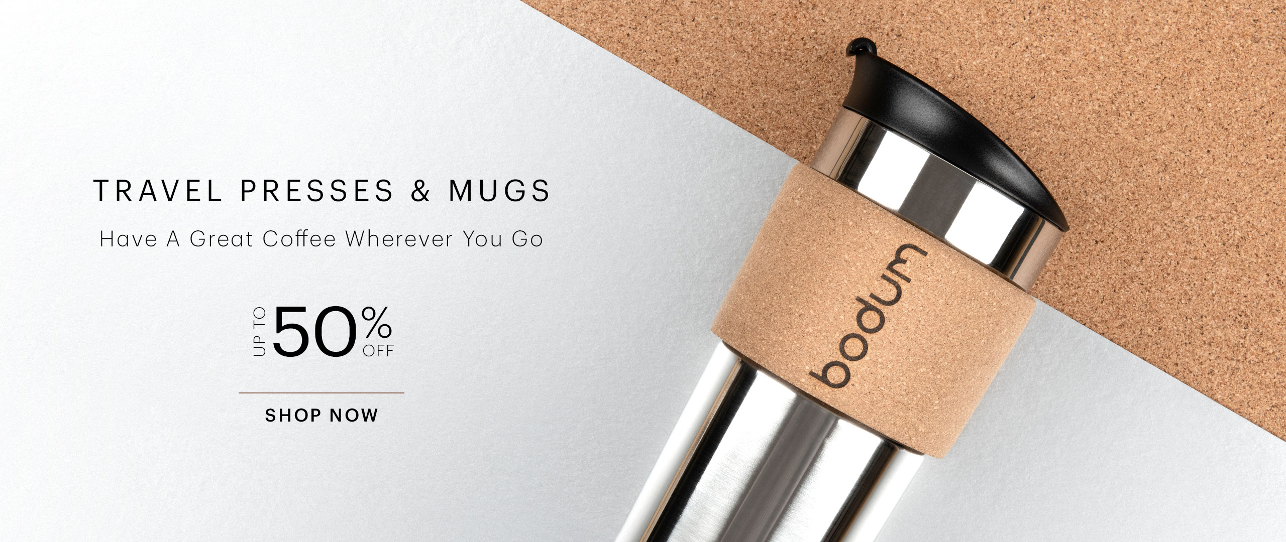 BEU [EN] - Travel Press & Mug
