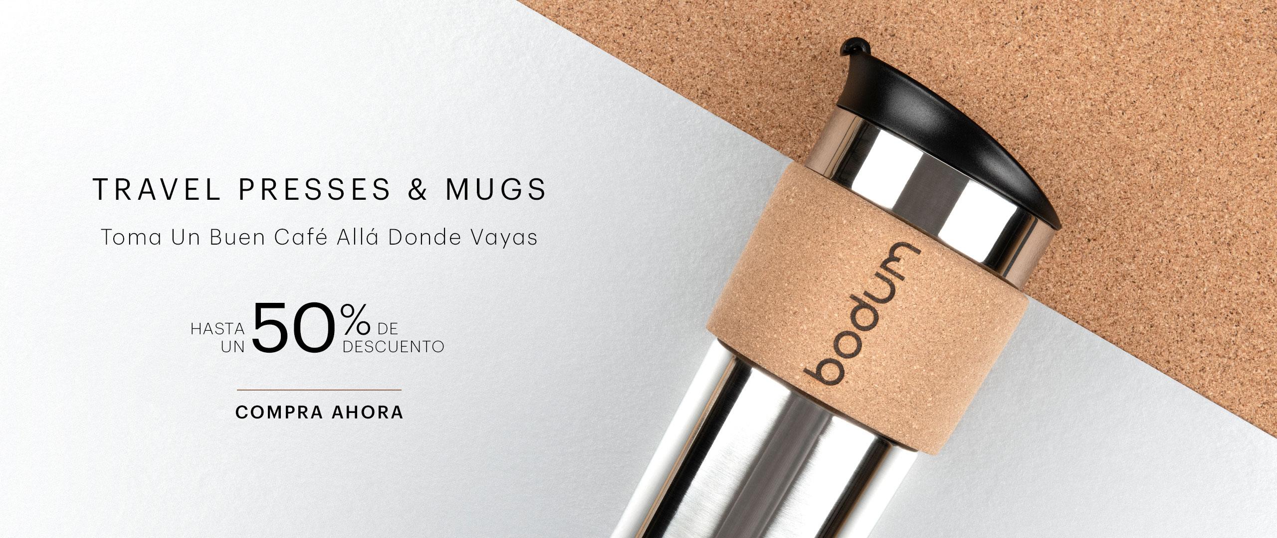BEU [ES] - Travel Press & Mug