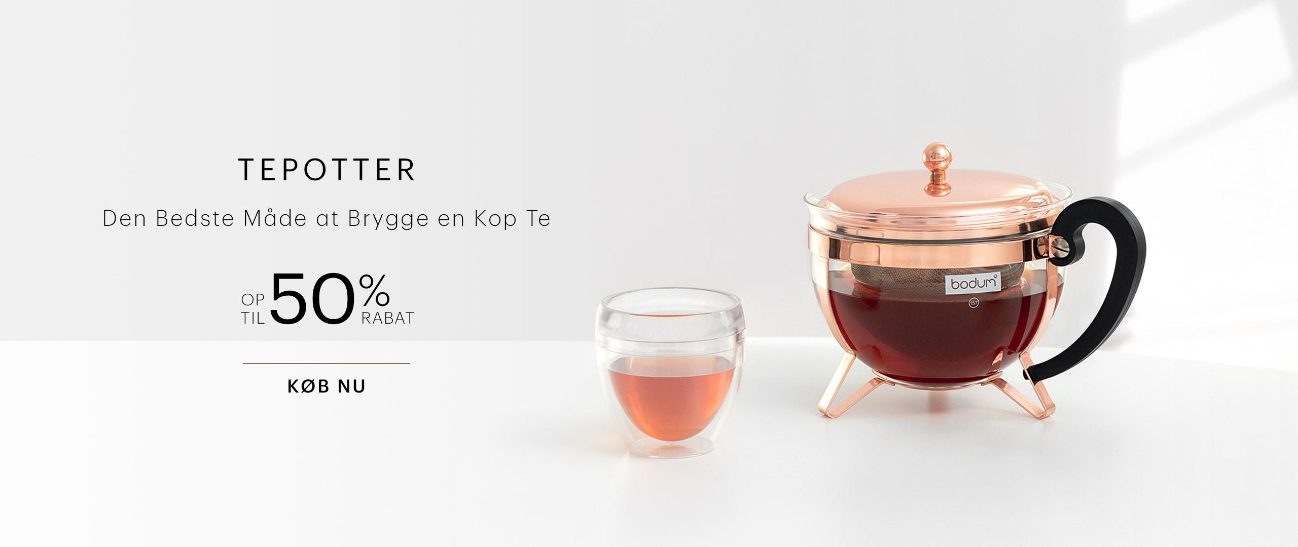 BEU [DK] - Tea Pots & Friends