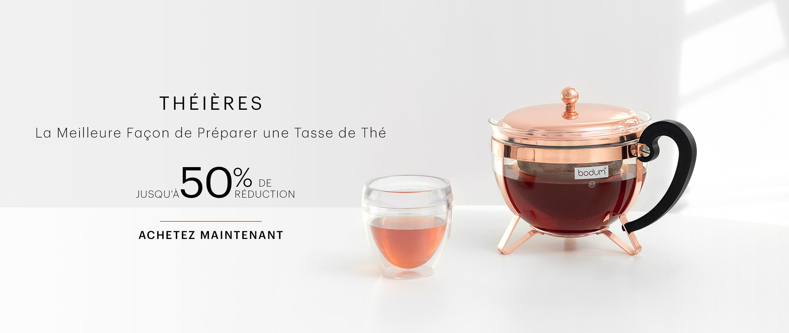 BEU [FR] - Tea Pots & Friends