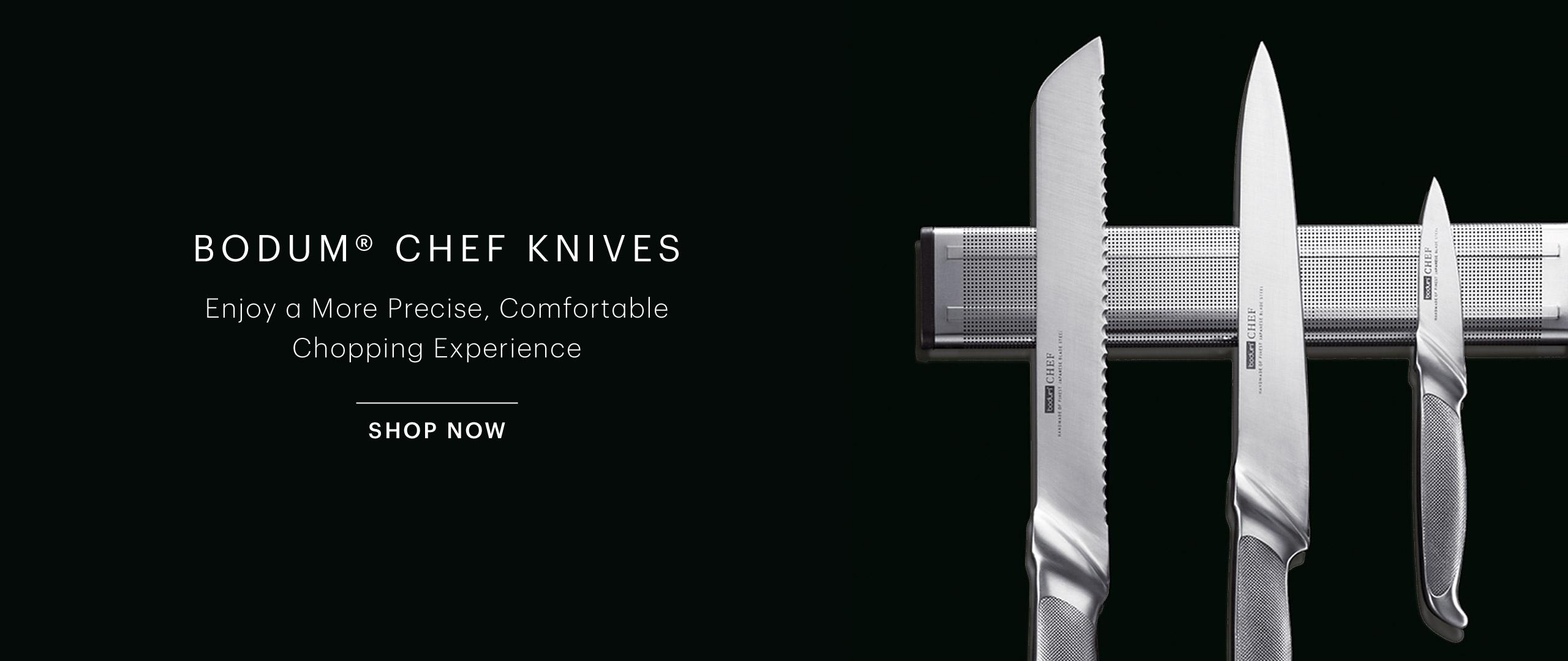 BEU [EN] - Chef's Knives Banner