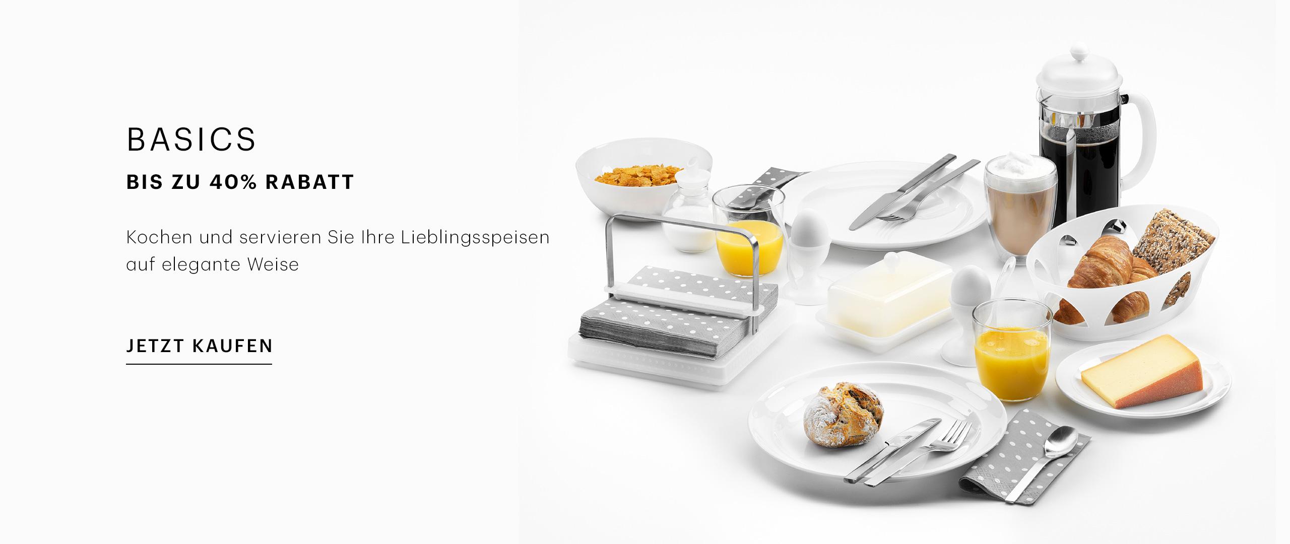 BEU [DE] - Bodum Basics