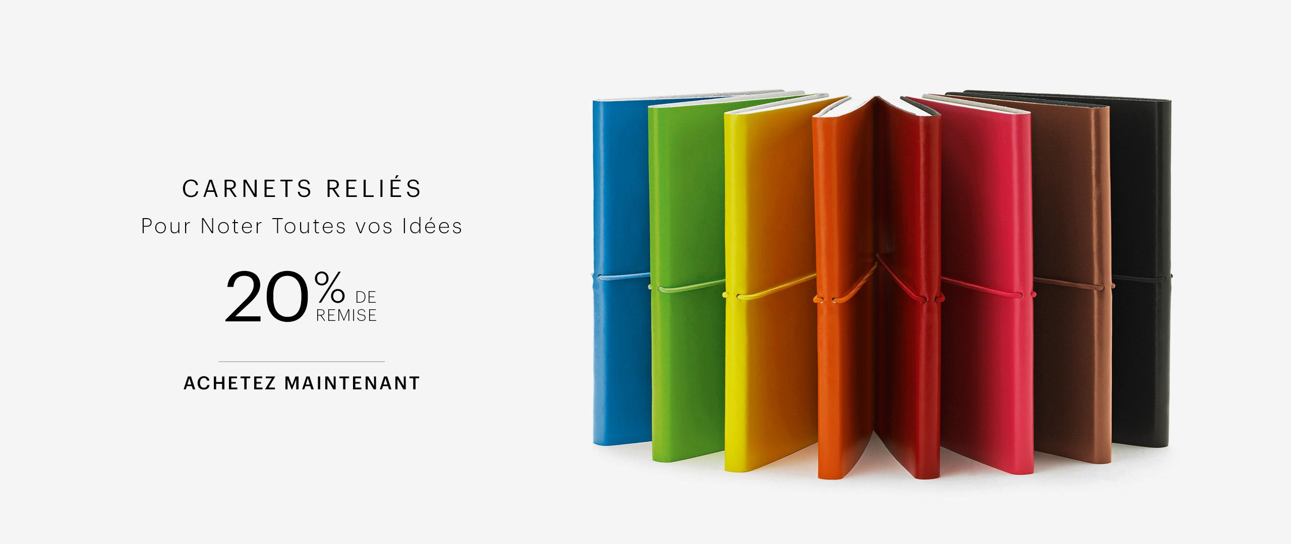 [OR] - BEU FR - Bound Notebooks